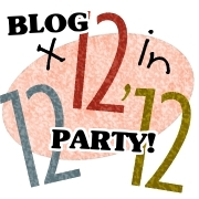 12x12 blog party