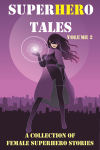 SuperHERo Tales vol 2 cover
